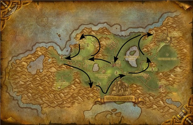 herb gathering guide